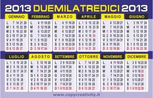 2013-calendario