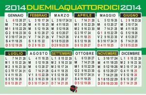 calendario-2014-annuale-vettoriale1