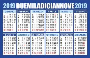 calendario-2019-annuale-peppecau
