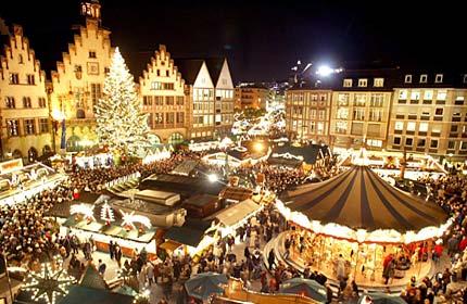 mercatini di natale di Graz