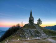 Tonezza del Cimone_Sacrario Monte Cimone