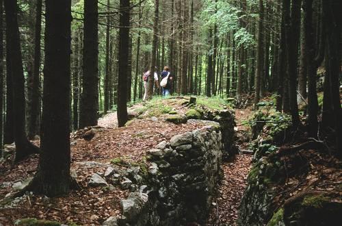 escursione altopiano asiago