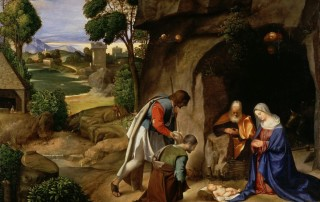 giorgione adorazione-dei-pastori