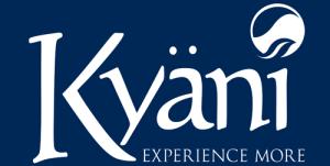 Kyäni Logo Blue