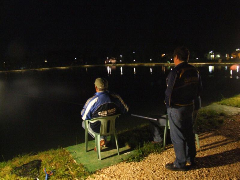 pesca in notturna