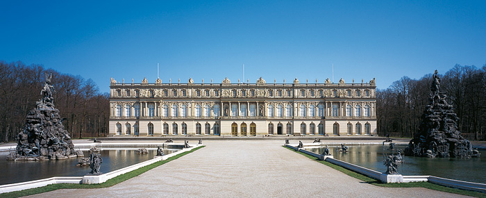 castello-herrenchiemsee